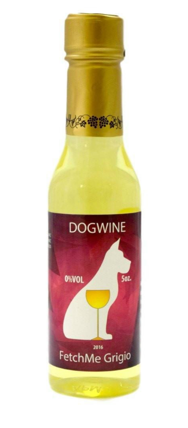 Dog Wine - 5oz FetchMe Grigio - Bark Fifth Avenue