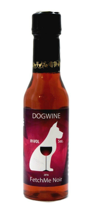 Dog Wine - 5oz FetchMe Noir - Bark Fifth Avenue