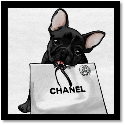 Frenchie Glam - Oliver Gal - Bark Fifth Avenue