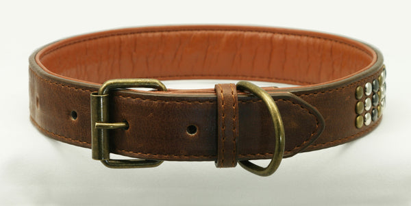 Metro Metal Collar - Bark Fifth Avenue