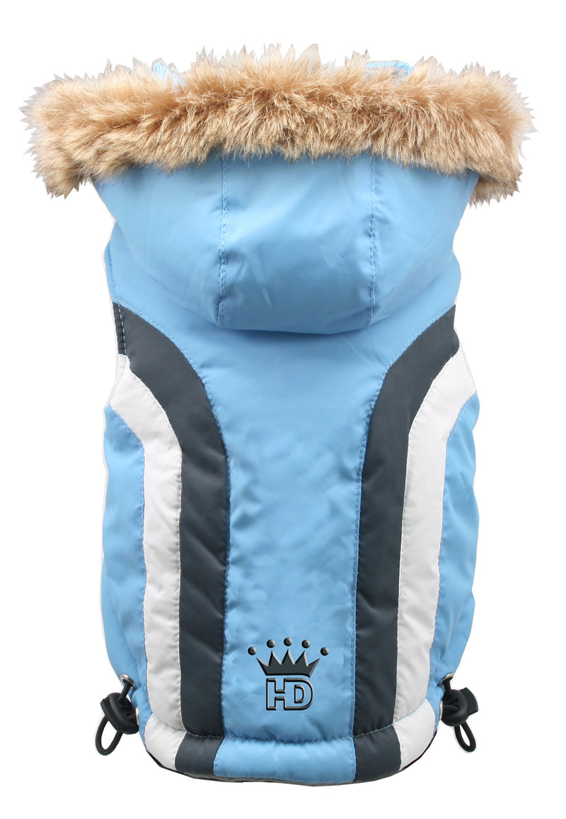 Swiss Alpine Ski Vest - Bark Fifth Avenue