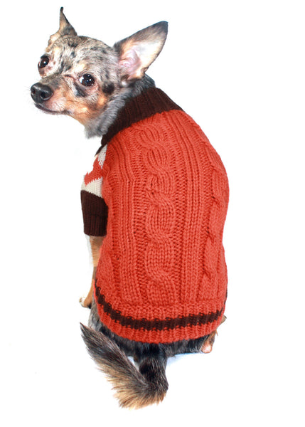 Ski Lodge Sweater - Bark Fifth Avenue