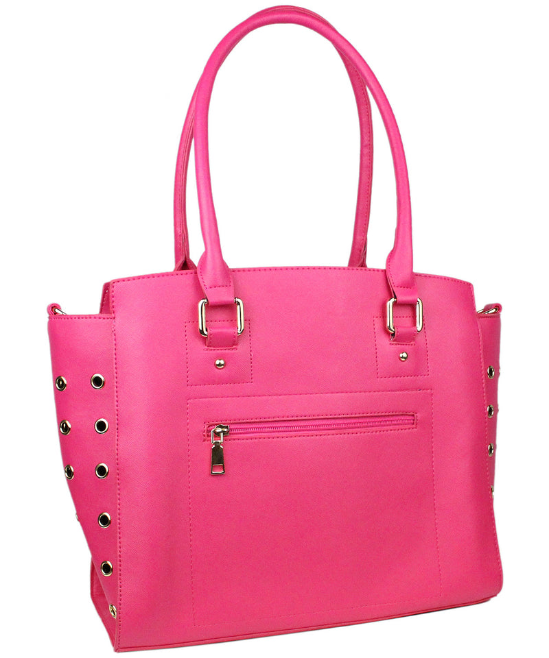 Hot Pink Ibiza Carrier - Bark Fifth Avenue