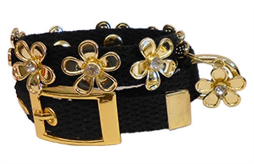 Huxley & Kent Lucy Black Collars - Bark Fifth Avenue