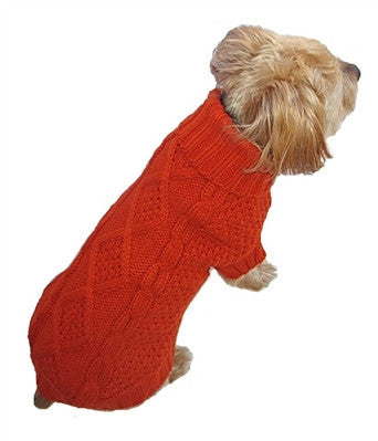 Irish Knit Sweater - Bark Fifth Avenue
