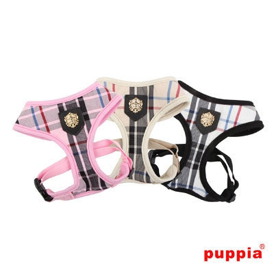 Puppia Junior Harness & Matching Lead - Bark Fifth Avenue