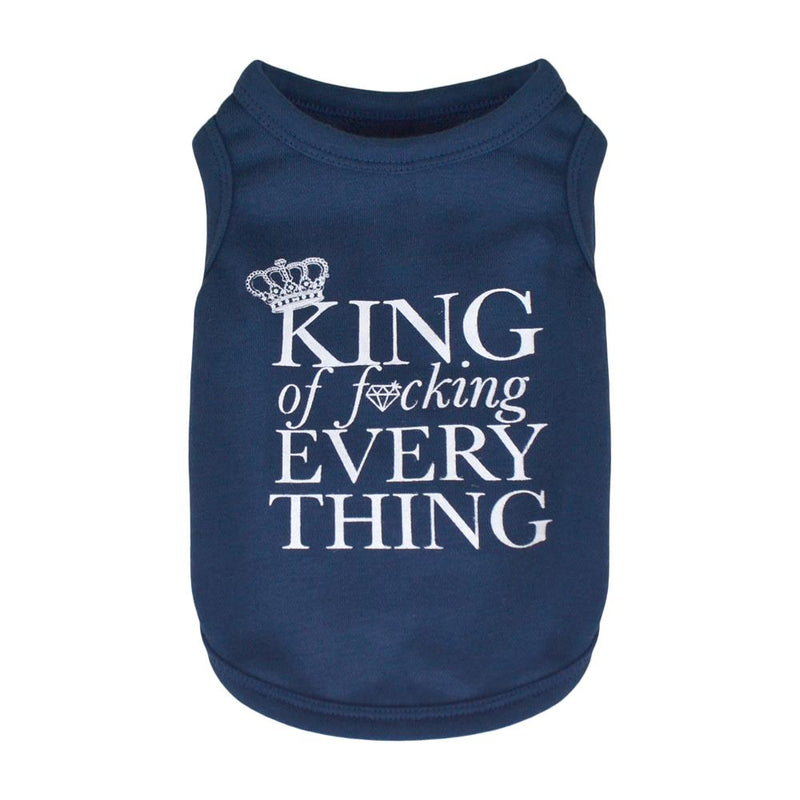 King of F-ing Everything Tee - Bark Fifth Avenue