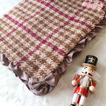 TIMELESS CHIC BLANKET - Bark Fifth Avenue