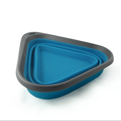 Mash N Stash Collapsible Dog Bowl