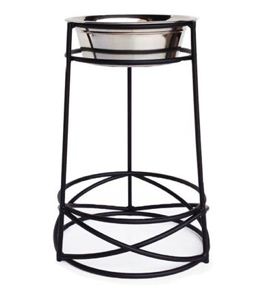 "Mesh XL 15"" / 18"" Single Diner - Bark Fifth Avenue"