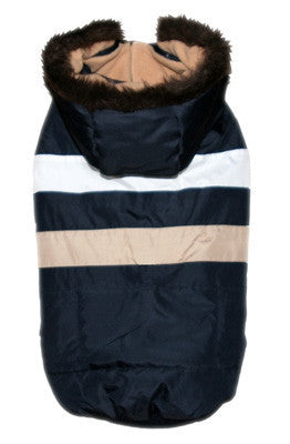 Navy Urban Ski Vest - Bark Fifth Avenue