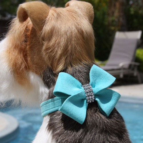 Nouveau Bow Collar - Bark Fifth Avenue