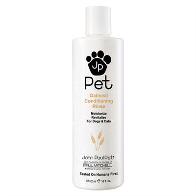 John Paul Pet Products Oatmeal Conditioning Rinse - 16 oz. - Bark Fifth Avenue