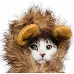 Lion Mane Costume for Cats - Bark Fifth Avenue
