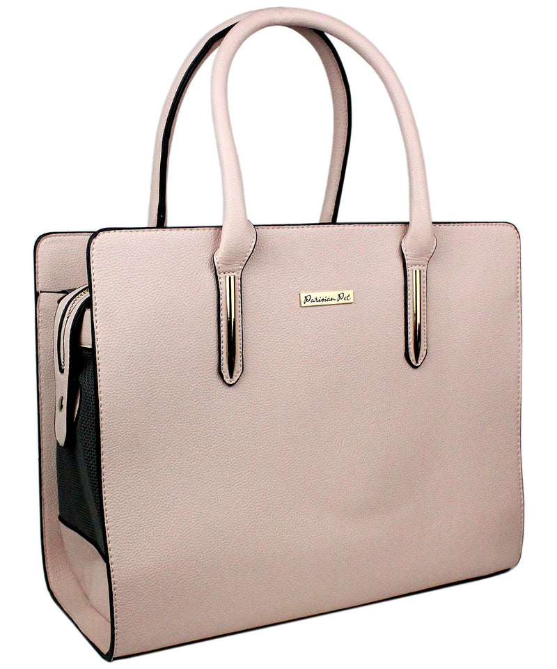 Beige Mallorca Carrier - Bark Fifth Avenue