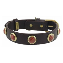 Load image into Gallery viewer, Pebble Collar & Leash - Bark Fifth Avenue