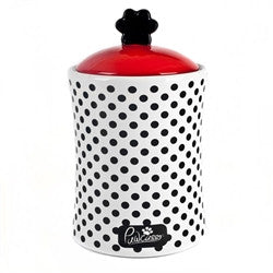 Pawcasso Ceramic Pet Jar