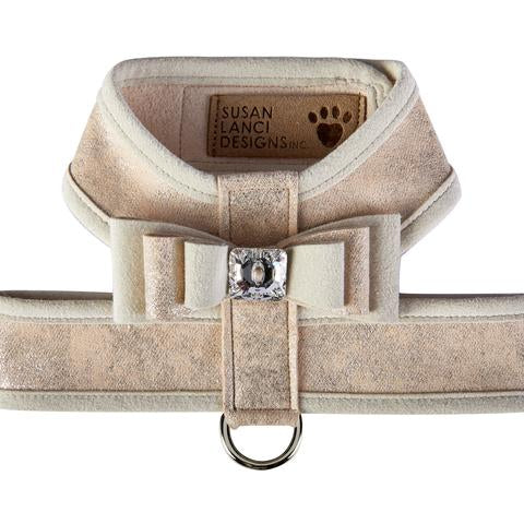 Glitzerati Really Big Bow Tinkie Harness - Bark Fifth Avenue