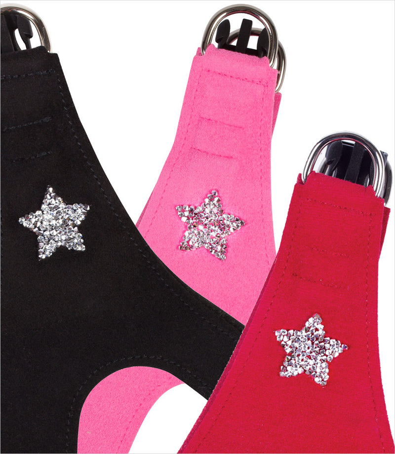 Rock Star Step-In Dog Harness - Bark Fifth Avenue