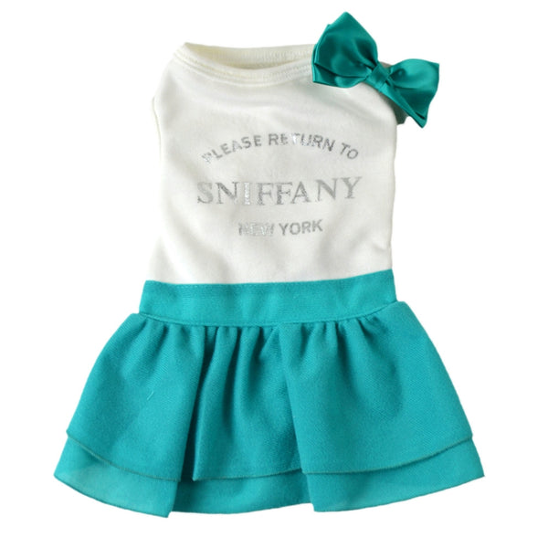 Return to Sniffany Dress