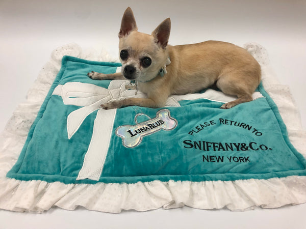 Sniffany Mat Bed - Bark Fifth Avenue