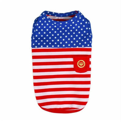 Stars and Stripes Tank - Bark Fifth Avenue