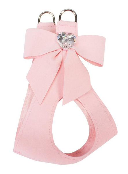 Step-In Dog Harness, Tail Bow Heart - Bark Fifth Avenue
