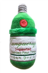 Tanqueruff Gin Bottle Toy - Bark Fifth Avenue