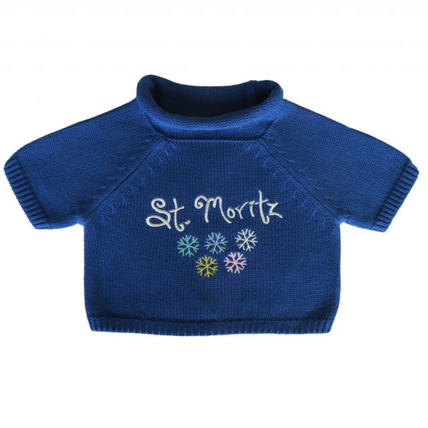 St. Moritz Sweater - Bark Fifth Avenue
