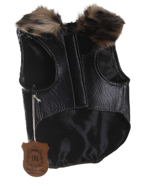 Buffalo Fur Jacket