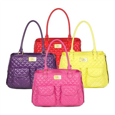The Classic Satchel - Spring/Summer Colors