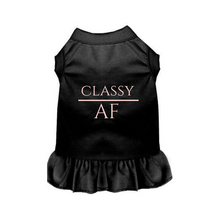 Load image into Gallery viewer, Classy AF Dress - Bark Fifth Avenue
