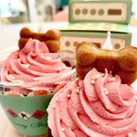 Dog Cupcakes with Bone - Bark Fifth Avenue