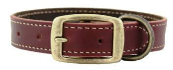 Lake Country Stitched Collars