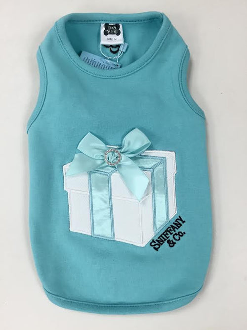Sniffany Blue Love Gift Box Tank - Bark Fifth Avenue