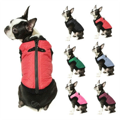 Fashion Vest - Bark Fifth Avenue