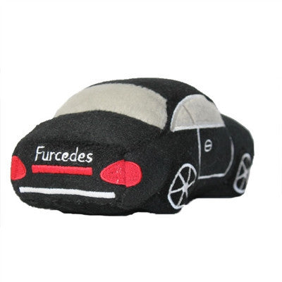 Furcedes Car Plush Toy - Bark Fifth Avenue