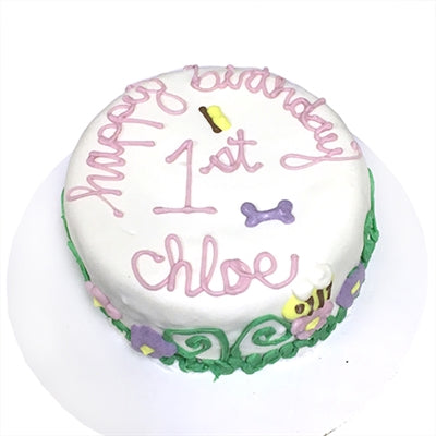 Garden Cake (Personalized)