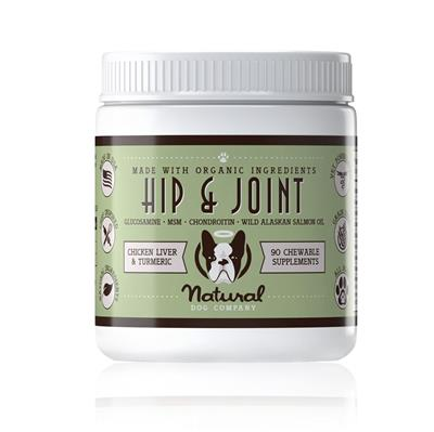Hip & Joint Supplement (90 chews each) - Bark Fifth Avenue