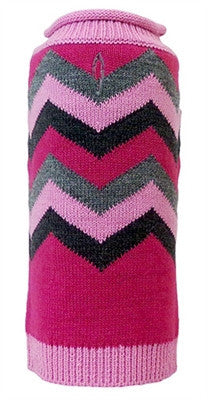 Huxley & Kent - Rolled Neck Sweaters - Herald Pink - Bark Fifth Avenue