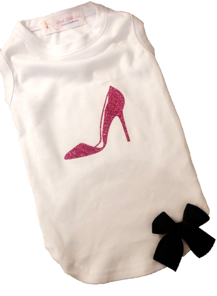 Stiletto Bow Tee