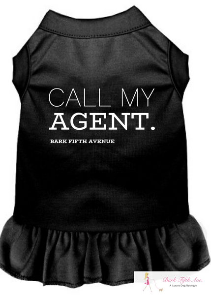 Call My Agent. - Bark Fifth Avenue