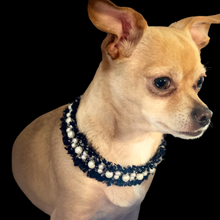 Load image into Gallery viewer, Luxurious Tweed Collar