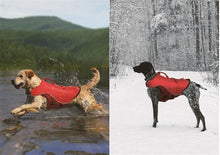 Load image into Gallery viewer, Kurgo Surf n Turf Pet Life Jacket | Winter Dog Coat - Bark Fifth Avenue