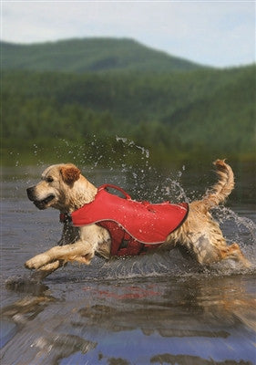 Kurgo Surf n Turf Pet Life Jacket | Winter Dog Coat - Bark Fifth Avenue