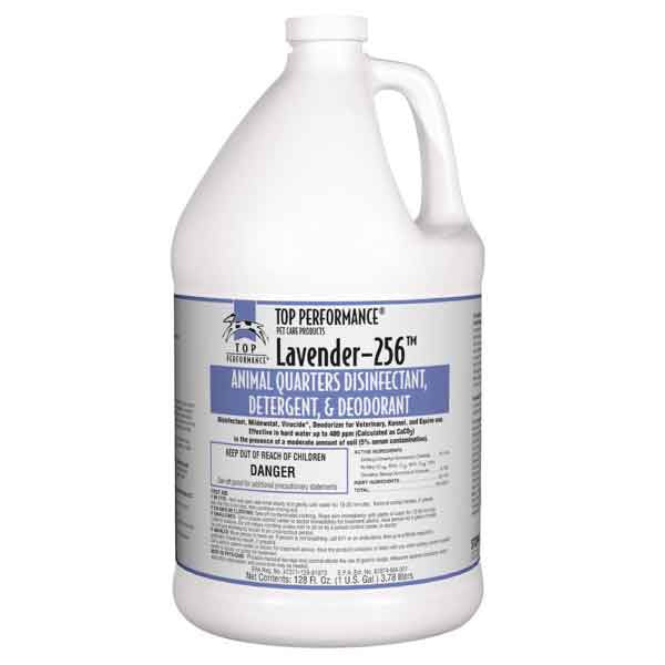 Top Performance® 256 Disinfectant