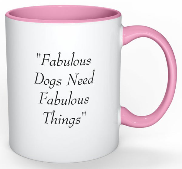 Bark Fifth Avenue Mug