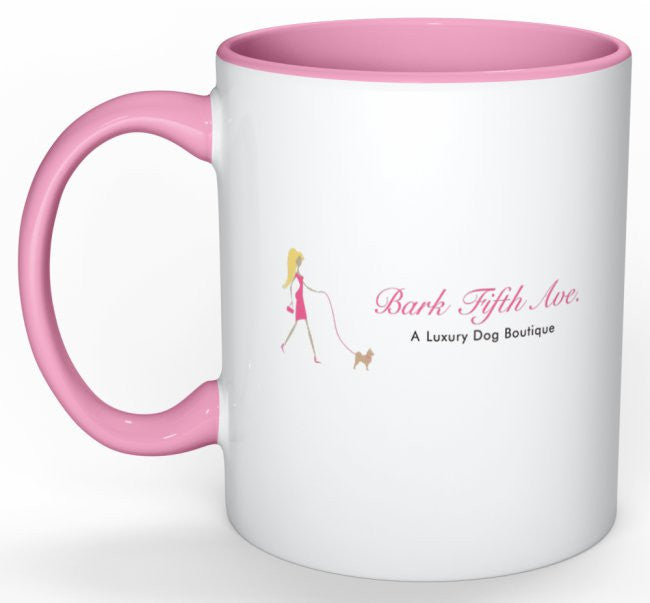 Bark Fifth Avenue Mug - Bark Fifth Avenue