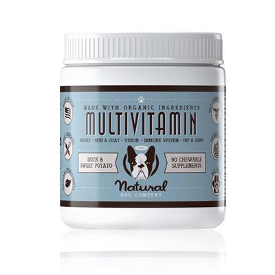 Multivitamin Supplement (90 chews each) - Bark Fifth Avenue