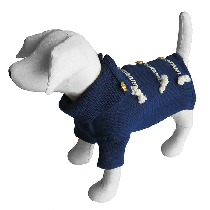 Nautical Sweater - Bark Fifth Avenue